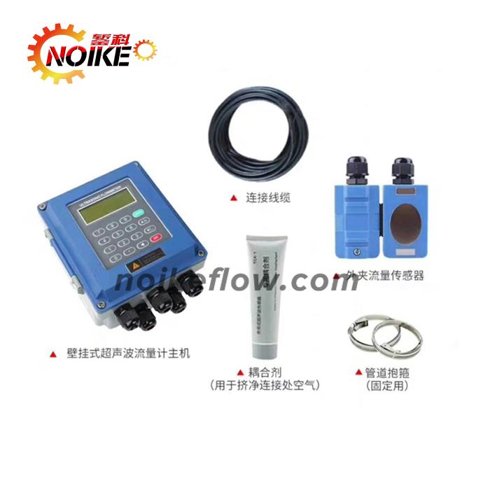 Portable Ultrasonic Liquid Water Flow Meter NG800