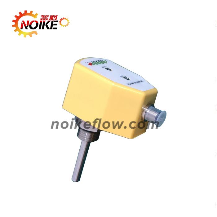 黄色出口热导式流量开关(传感器)NK300B型
