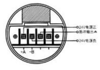 齿轮流量计接线图